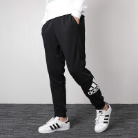 Adidas阿迪达斯 男裤 运动休闲小脚跑步长裤 DQ1445