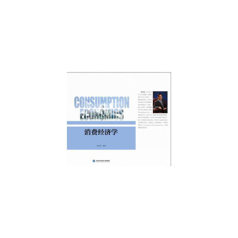 消费经济学 吴炳新著 对外经贸大学出版社 9787566315311 新书店购书无忧有保障!