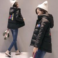18冬装17少女装16初中15高中学生14岁女孩羽绒轻薄冬天厚小个子外套