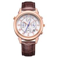 2018新款 美格尔男士手表 运动手表时尚多功能计时男表