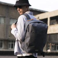 新款旅行电脑包防水大学生书包青年韩版休闲背包时尚潮流双肩包男