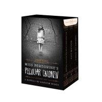 Miss Peregrine's Peculiar Children 怪屋女孩3册盒装 佩小姐的奇幻城堡
