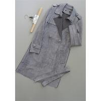 [110-208]新款女士风衣外套女装风衣0.79