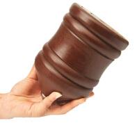 胶木健身陀螺套装 鞭子绳中老年儿童木头木制实木大木质陀螺
