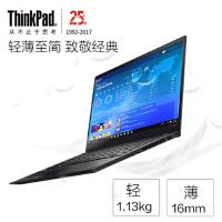 联想(Thinkpad)X1 CARBON 2017(20HRA01DCD)14英寸笔记本电脑(i7-7500U 8G 256GB SSD  IPS Win10 带背光)