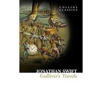 现货 英文原版 Gullivers Travels 柯林斯经典文学:格列弗游记 Gulliver's Travels 乔