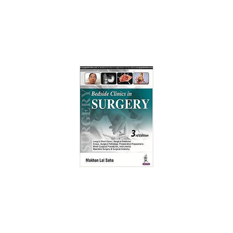 【预订】Bedside Clinics in Surgery 9789352703142 美国库房发货,通常付款后3-5周到货!