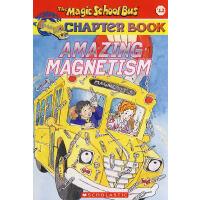神奇校车自然科学篇:神秘的磁力 MSB: Chapter Book #12