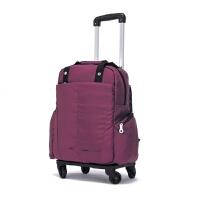 万向轮拉杆双肩包超轻防水休闲商务拉杆背包男女手提包短途旅行袋