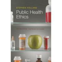 【预订】Public Health Ethics 2/e 9780745662190