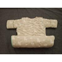 纯手工棉花婴儿宝宝睡袋全棉儿童睡袋防踢被春秋冬厚款可脱卸