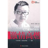 激情高燃――24岁亿万富翁的成长 陶不安,王进凤 吉林大学出版社 9787560144504