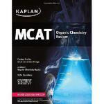 【预订】Kaplan MCAT Organic Chemistry Review: Created for MCAT