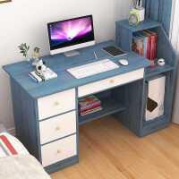 台式电脑桌简约家用小桌子租房简易办公桌卧室书桌学生学习写字台