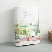 活页手账本韩国绑带创意笔记本子文具小清新手帐日记本