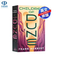 英文原版 沙丘3 沙丘之子 Children of Dune Frank Herbert 全英文版科幻文学小说 弗兰克赫