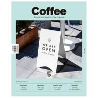 包邮全年订阅 Coffee咖啡 韩国韩文 咖啡生活杂志 年订12期