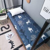 单人床垫0.9m学生寝室宿舍1.0m可折叠90x190cm打地铺睡垫1.2m