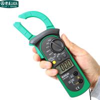 老A 专业型钳形数字万用表 电流表 带背光 电阻钳形表