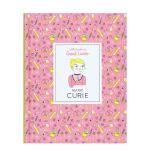 小指南大人物:Marie Curie玛丽・居里 儿童艺术启蒙 英文原版