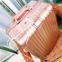 学生拉杆箱铝框行李箱男旅行箱包20登机箱万向轮女箱子商务2629寸SN2767