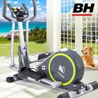 【欧洲百年品牌】BH必艾奇智能椭圆机 家用可折叠 免安装 电磁控 太空漫步机健身器材