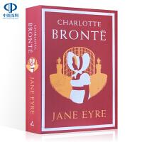 英文原版 Jane Eyre 简爱 Charlotte Bront? 夏洛特・勃朗特 Alma经典文学 经典小说读物 青