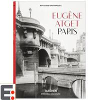尤金阿杰摄影作品集 巴黎 摄影艺术画册集 Eugène Atget. Paris 摄影写真集 摄影画册作品集