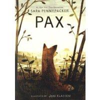 Pax 英文原版 美国*年度图书 狐狸帕克斯 平装版 凯迪克大奖作者Jon Klassen作品