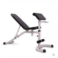 健身器材家用多功能仰卧起坐板腹肌板哑铃凳健身椅仰卧板 1
