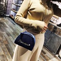 小包包女秋冬新款韩版丝绒可爱小猫咪手机包链条零钱包斜挎包