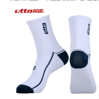 正品etto英途运动男短袜 松口舒适棉运动短袜低价热销 SO013