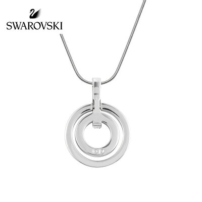 SWAROVSKI/施华洛世奇 CIRCLE时尚焦点项链链坠 681251正品保障(可使用礼品卡)