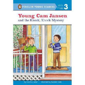 【预订】Young CAM Jansen and the Knock Knock Mystery9780670012619 美国库房发货,通常付款后3-5周到货!