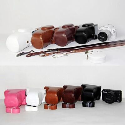 适合佳能微单EOSM10 EOS M6 eosm5相机包 200D EOS M3套机包 发货周期:一般在付款后2-90天左右发货,具体发货时间请以与客服协商的时间为准