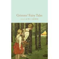 格林童话 英文原版 Grimms Fairy Tales Brothers Grimm 外国神话与民间故事