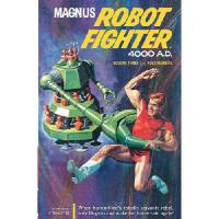 【预订】Magnus, Robot Fighter 4000 A.D., Volume 3