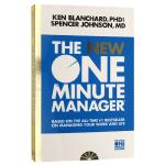 新版一分钟经理人英文原版 The New One Minute Manager 英文版企业管理速成经典读物书籍 进口纽