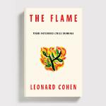 英文原版 莱昂纳德・科恩遗著 火焰 精装 书 Leonard Cohen: The Flame: Poems Note