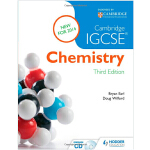 【预订】Cambridge IGCSE Chemistry, 3rd edition 9781444176445