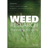 【预订】Weed Research 9781119969143