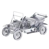 【老爷车】创意礼物3D立体金属模型拼图微型立体雕塑拼图DIY