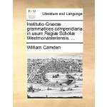 【预订】Institutio Grc Grammatices Compendiaria in Usum Regi Sc