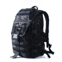 战术背包双肩男 户外军迷彩多功能登山骑行旅行电脑背包