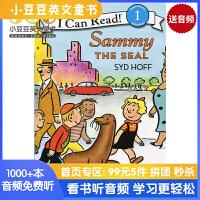 英文绘本 原版进口 Sammy the Seal 海豹萨米 汪培�E一阶段 I Can Read [4-8岁]