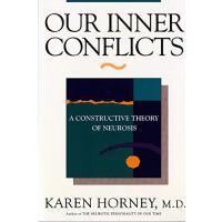 英文原版 我们内心的冲突 苏岑推荐 重建人生自信的心理学 Our Inner Conflicts: A Constru