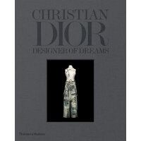 Christian Dior: Designer of Dreams Thames & Hudson 迪奥:梦之设计师