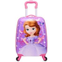 儿童行李箱女童旅游皮箱女密码旅行箱公主卡通拉杆箱小学生手拉箱