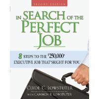 【预订】In Search of the Perfect Job