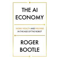 英文原版 人工智能经济 机器人时代的工作、财富和福利 Roger Bootle 商业 经济 The AI Economy
